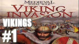 Medieval: Total War Viking Invasion - Viking Campaign #1