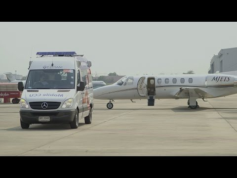 """Vejthani V-Flight"" The One Stop Air Ambulance Services"