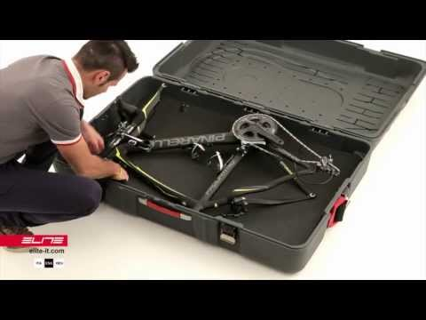 How to protect your bike for transport. Vaison by Elite