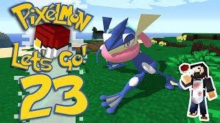 Pixelmon: Let's Go! - EP23 - BERRY INTERESTING! (Minecraft Pokemon) #PixelmonLetsGo