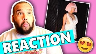 NICKI MINAJ - BLACK BARBIES [REACTION]