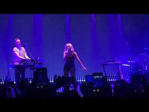 HONNE - Crying Over You ◑ Live At KL Live At Life Centre 2019