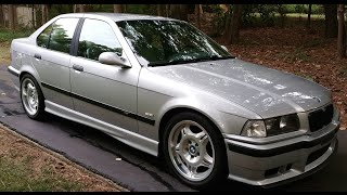 1998 BMW E36 M3 Sedan Road Test And Review