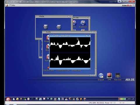 AfA One V1.0: System AMiGA OS RTG Based On AfA-OS 4.8