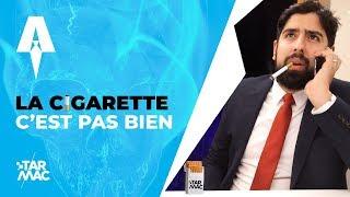 La Cigarette / Abdel en Live