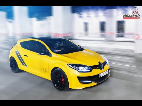 Renault Megane RS Trophy Test Drive | Review