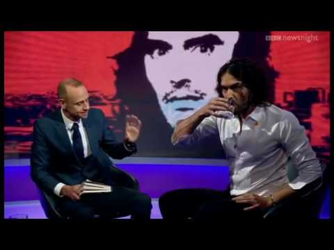 Russell Brand use of BBC interview