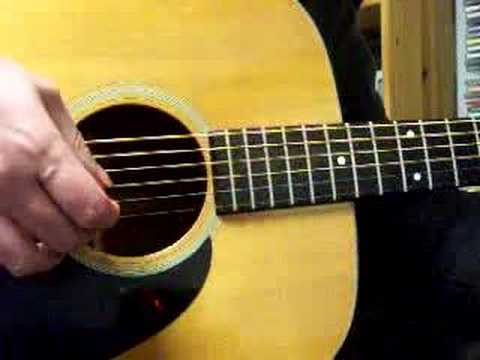 House Of The Rising Sun Guitar Lesson Youtube