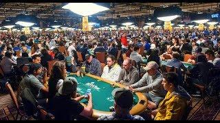 Les COULISSES des championnats du monde de POKER -  Episode inédit WSOP Las Vegas