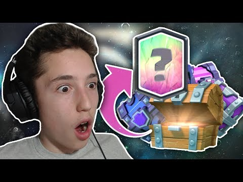 LEGENDARNA IZ FREE CHESTA + OGROMNO OTVARANJE! | Clash Royal