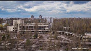 Припять. проход по ДК Энергетик. ЧЗО. Pripyat. Чернобыль. Chernobyl