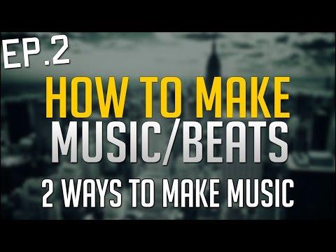 How To Make Hip Hop Beats/Music On Computer - EP.2 - FL Studio 12