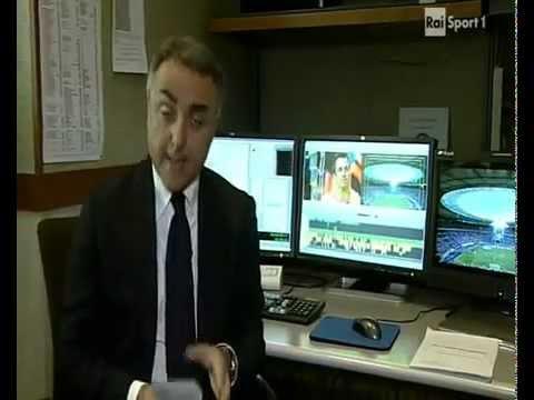 Speciale Alessandro Del Piero rai sport 1