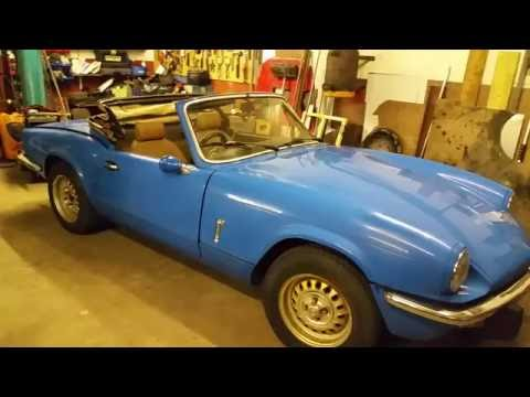 Restoring A Triumph 1500 Spitfire: Listing All The Problems Part 1