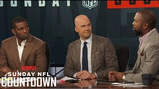 Ryan, Moss, Woodson and Hasselbeck on rookie QBs who will stand out in Week 2   NFL Countdown   ESPN