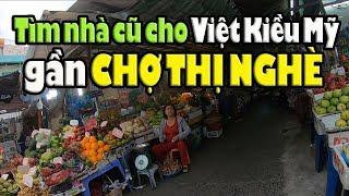Tìm nhà cũ cho Việt Kiều Mỹ đường Huỳnh Tịnh Của Thị Nghè Sài Gòn