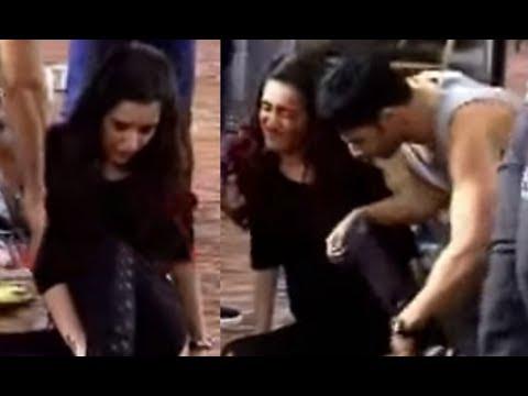 Shraddha Kapoor Injured While Shooting Song of ABCD 2
