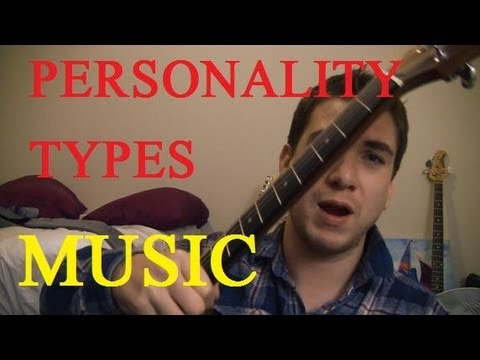 Personality Types and Music - INFP