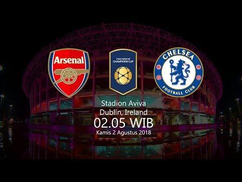 Jadwal Live Arsenal Vs Chelsea Pukul 02.05 WIB