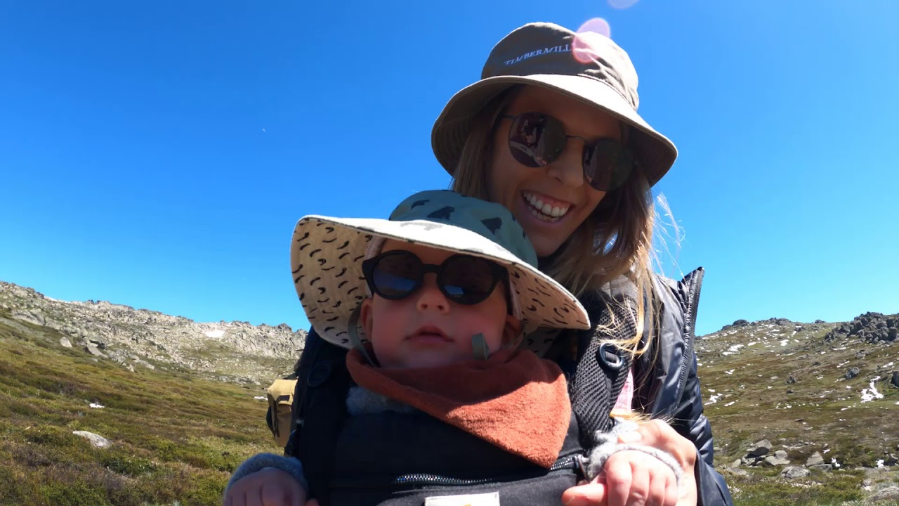 Hiking to the Top of Australia with Torah Bright and Her Family
