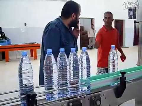 Automatic Filling Line For Mineral Water Drinks Automated Bottling Equipment