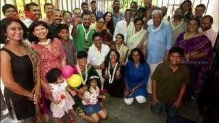 Amal Neerad-Jyothirmayi Secret Marriage