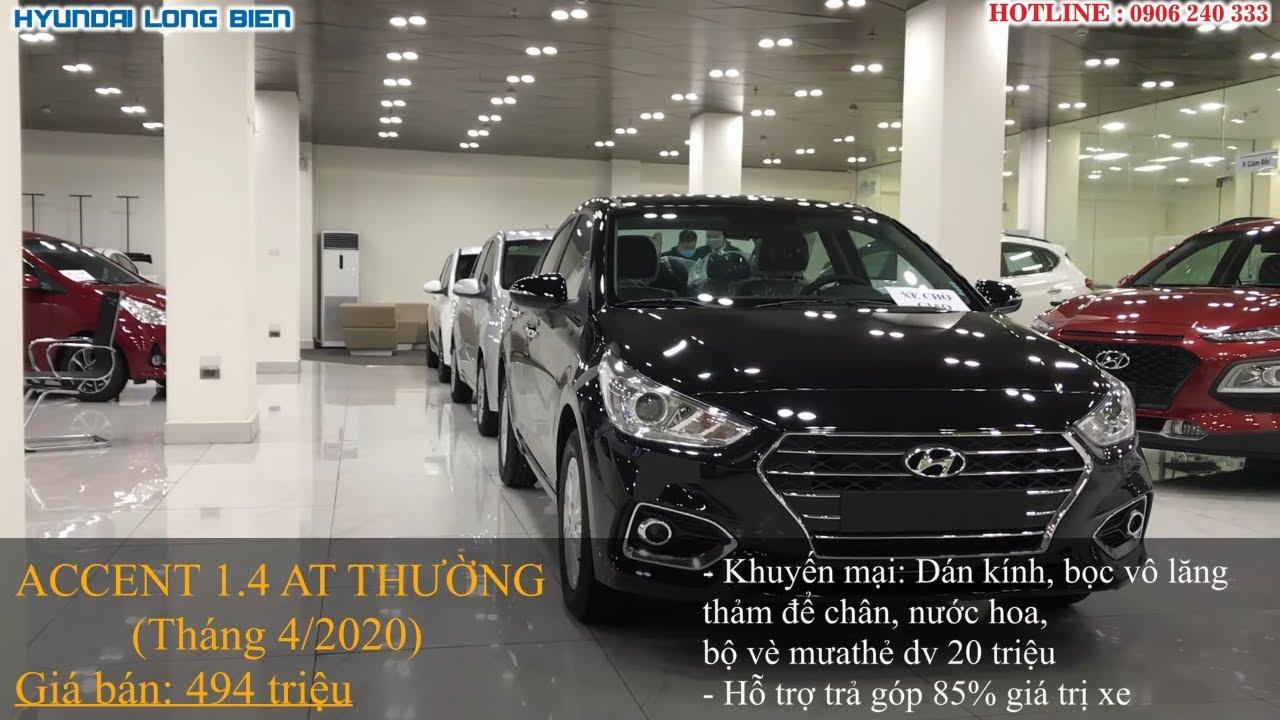 Giá xe Hyundai Accent 2020 trong tháng 4/2020. Mua Accent online, hạn chế đi lại mùa dịch Covid -19