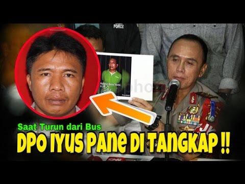 Pius Pane DPO Perampokan di Pulomas Ditangkap Saat Turun dari Bus