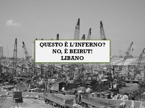 MEDIO ORIENTE - Questo è l'Inferno? No, è Beirut. Libano