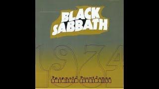 Black Sabbath - Paranoid Providence (1974) Rhode Island 🇺🇸