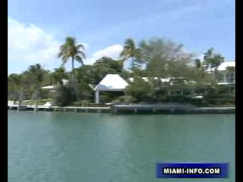 Miami videos - Views from the sea - Key Biscayne *