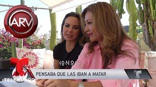 Kate del Castillo y su zozobra cuando la DEA allanó su casa | Al Rojo Vivo | Telemundo
