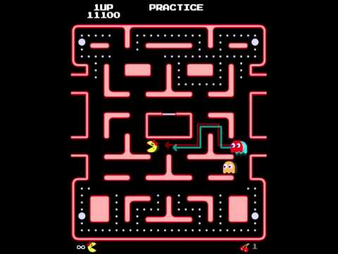 Ms. Pac-Man Tutorial 1: Ghost Behavior