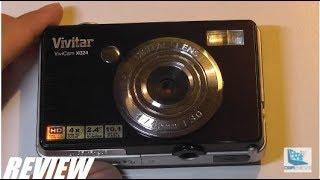 REVIEW: Vivitar Vivicam X024 10MP Digital Camera