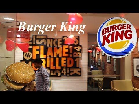 Burger king | বার্গার কিং | Dhanmondi | Dhaka, Bangladesh