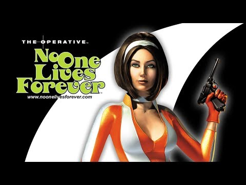 PC Game Sample:  The Operative: No One Lives Forever