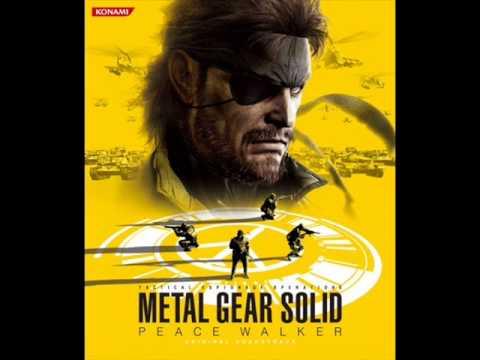Metal Gear Solid: Peace Walker OST Music - HEAVENS DIVIDE