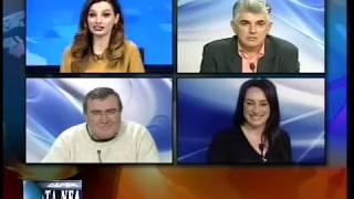 Συνέντευξη στο δελτίο ειδήσεων στο κανάλι ΔΕΛΤΑ