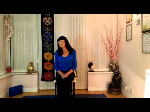 Chair Based Yoga Exercise - Anti-Arthritic part 1