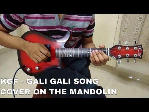 kgf:-gali-gali-song-|-instrumental-|-mandolin-cover