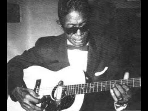 Lightnin' Hopkins-Black Gal