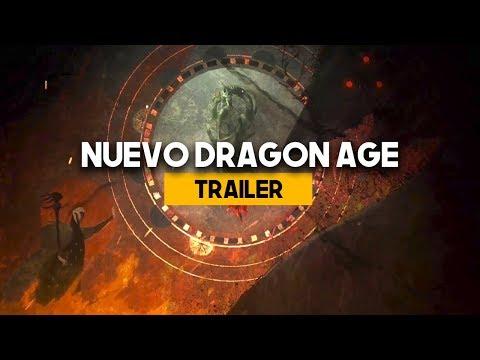 Nuevo DRAGON AGE: The Dread Wolf Rise Trailer TGA 2018