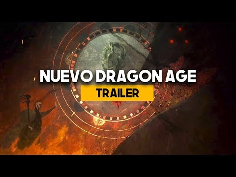 Nuevo DRAGON AGE: The Dread Wolf Rise Trailer TGA 2018