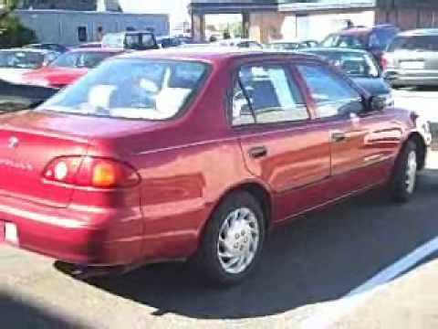 toyota corolla 2002 model ce 8950 youtube. Black Bedroom Furniture Sets. Home Design Ideas