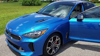 Stinger GT2 AWD - A second look at it and an interesting Perk