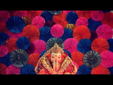 Best Ganpati decoration ideas 2019,ganpati decoration ideas at home Ganpati decoration 2017