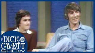 Peter Cook and Dudley Moore on English and American Accents | The Dick Cavett Show