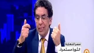 السيسي يتطاول و يتجرأ على الشعب الجزائري