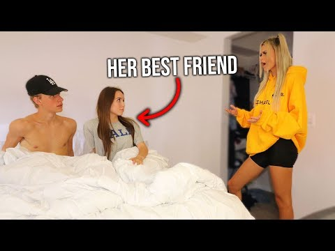 CHEATING ON MY GIRLFRIEND WITH HER BEST FRIEND.. *prank*