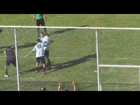 GOL:36' LUCAS CEBALLOS  AMERICO TESORIERI
